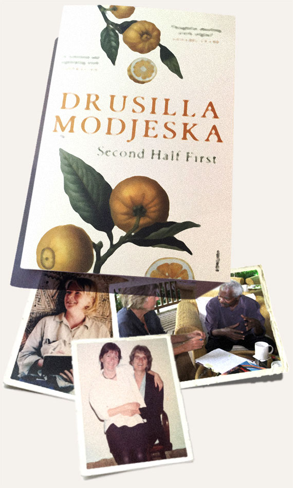 Second Half First, by Drusilla Modjeska